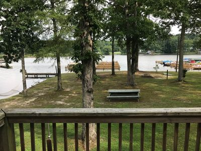 "***10% off 7 night rentals*** ""Bass Haven"" - Lake Gaston Getaway"