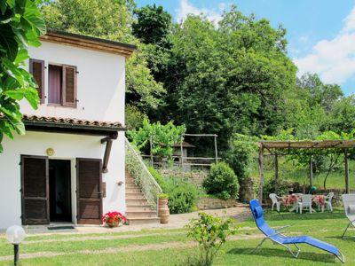 Photo for Vacation home I Castagni (ROC210) in Roccastrada - 6 persons, 2 bedrooms