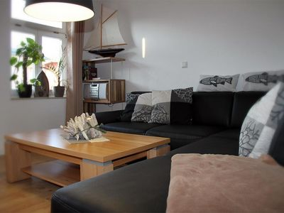 Photo for Holiday Apartment Klabautermann sea view - DEB 030 holiday apartments with sea view
