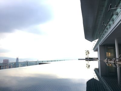 Photo for KL Sentral Rooftop Infinity Pool (E)