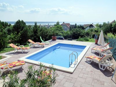 Photo for Vacation home Annemarie (ALD317) in Balatonalmadi - 8 persons, 4 bedrooms
