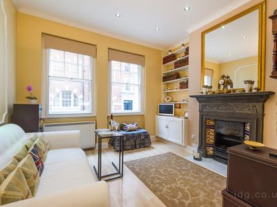 Photo for Apartment 4, Dudley House, Oxford Circus Area, Central London