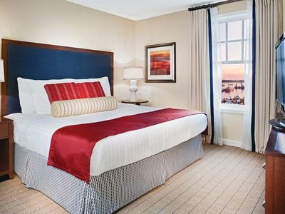 Photo for Wyndham Long Wharf Resort 2 Bedroom Luxury Suite, Downtown Newport