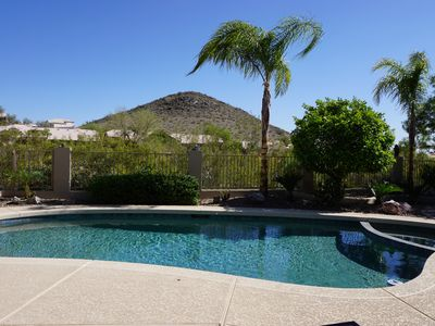 Photo for Awesome 4 Bed 3 Bath overlooking Foothills Golf Course & South Mountain!