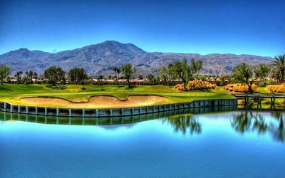 Photo for PGA West Stadium 4th Tee Villa. Stagecoach, Coachella, Career Builder. Sleeps 6