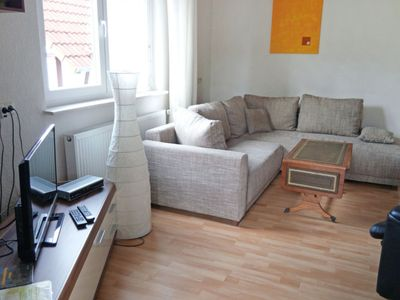 Photo for Apartment in the center of Nentershausen with Parking, Washing machine, Balcony, Garden (87831)