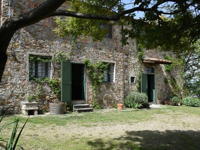 Photo for Ancient Farmhouse on the hills of Florence