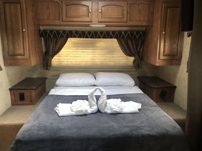 Photo for Rent a trailer 20 minutes from the airport and port of Fort Lauderdale