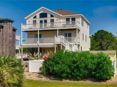 Photo for Semi-Soundfront w/Pool, Hot Tub, Game Rm, Wet Bar, Cmty Boat Ramp & Sound Access