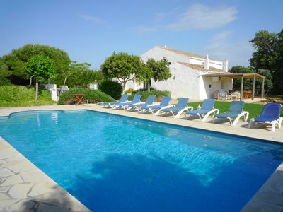 Photo for Villa Bunia up to 10 guests, with private secluded pool and just 10km to the beach!