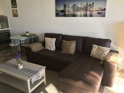 Photo for Lovely 2 bedroom front line apartment