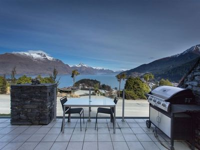 Photo for Queenstown Holiday Apartment - Lake Wakatipu Views