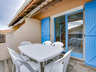 Photo for Biscarrosse Plage house 6 people 300m from the beach