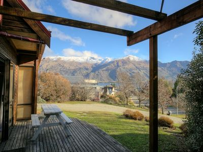 Photo for Sweeping mountain views | Charming alpine home | Generous outdoor space