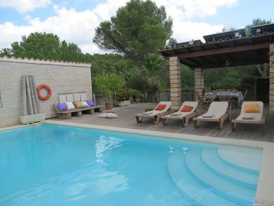 "Photo for Country house ""Fort de l'eau"" with swimming pool ""exclusive"" in an oasis of peace."