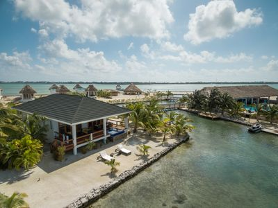 Ultra Luxury Retreat on Private Secluded Island