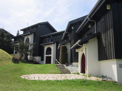 Photo for TO RENT THE GETS - THREE ROOMS DUPLEX - 6 PERS - CLOSE TRACKS - HAMLET OF THE TURKET - STOP FREE...
