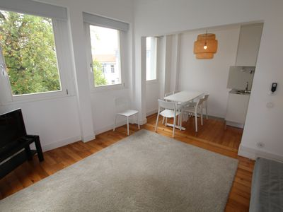 Photo for OPO-APT 112-D Art Deco apartment in city center. AC, wi-fi, cozy and confortable
