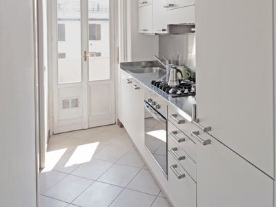 Photo for Apartment XXV Aprile Apartment in Milano - 4 persons, 1 bedrooms