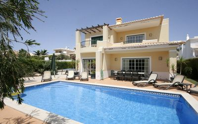 Photo for Peaceful 4 Bedroom Villa w/ Private Pool,  15 min walk to Lagos Marina, Wifi,A/C