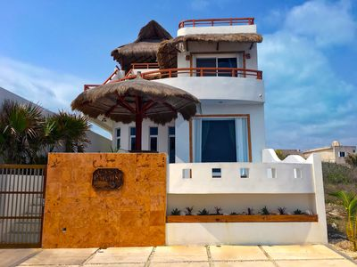 Casa Paraíso - New custom Caribbean oceanfront home with private pool