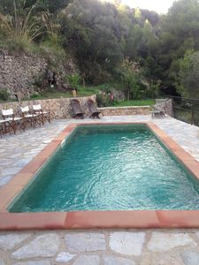 Photo for Charming Rustic Home in Deia with Pool and Views of the Mountains & Village