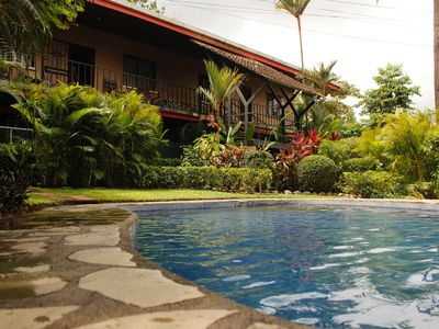 Photo for Tidy Clean fully equipped apartment with pool very close to Playa Hermosa,Jaco.