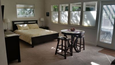 Photo for Cozy studio in San Rafael; close to everything the Bay Area has to offer!