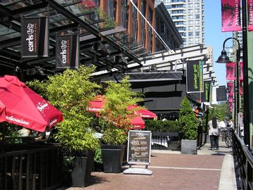 City Centre, Downtown, Vancouver, BC, Canada