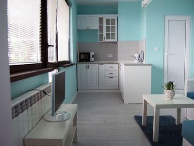 Photo for Lovely apartmet with a sea view