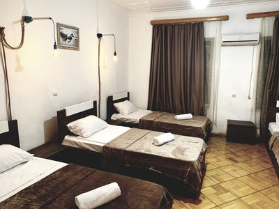 Photo for Apartment ----- is located in the old town centre of Tbilisi.