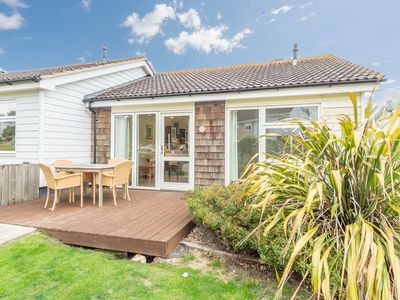 Photo for Take things easy and do your holiday your way in this single-storey, two-bedroom cottage.