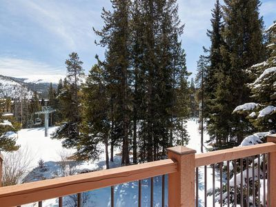 Photo for Amazing Location! Ski in Ski out Beautiful Home. Heated Garage!