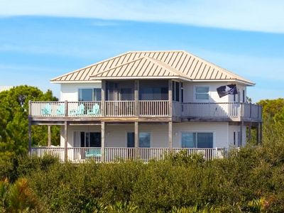 Photo for Beautifully Renovated Plantation 1st Tier Home W/ Elevator and Gulf Views