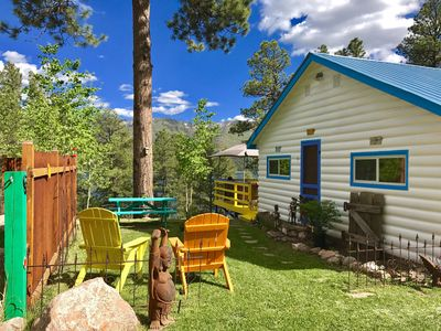 Photo for Fabulous fun Cabin Over Looking Vallecito Lake