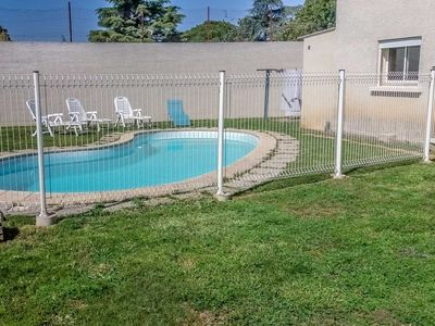 Photo for Holiday rental in Vauvert, near the Camargue, child secured  pool