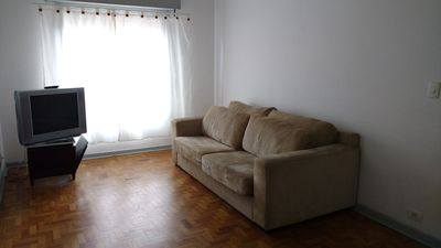 Photo for 2BR Apartment Vacation Rental in Guaruja, SP