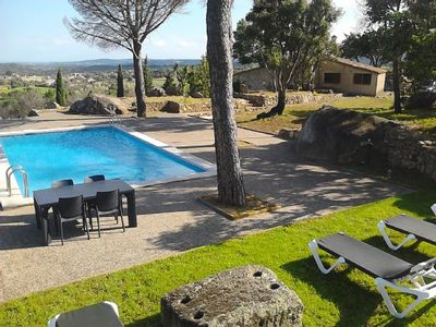Photo for 100% RURAL POOL TENNIS & RELAXING COSTA BRAVA