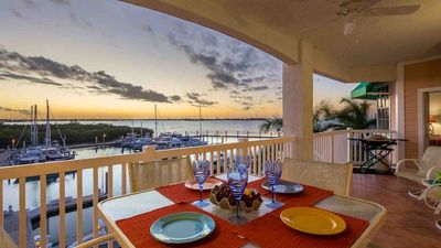 Photo for << SUNDRENCHED REFLECTIONS @ Florida Bay >> Bayfront Condo + LAST KEY SERVICES...