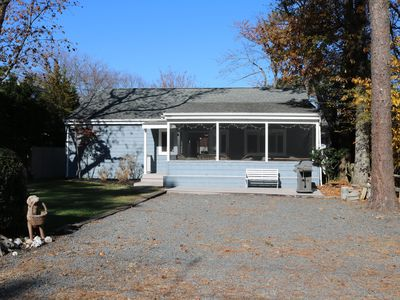 Photo for Family and Dog Friendly, One Block from the Beach, Sleeps 7-9
