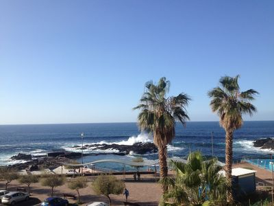 Photo for AMAZING OCEAN VIEWS AND MAXIMUM RELAX, FREE WIFI, FREE PARKING.
