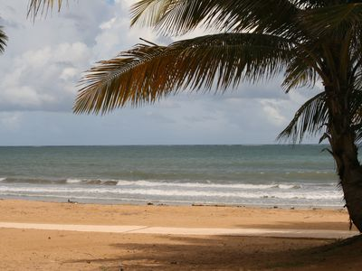Photo for Location! Beach & Ocean Front Luxury Villa Rio Mar Resort