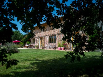 "Photo for ""La Cabane"" of the Domaine de Petiosse, a mixture of refinement and conviviality"