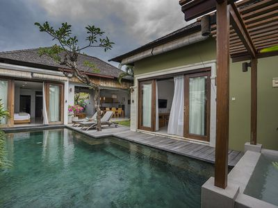 Photo for Best-Location 2 Bedroom Villa Seminyak