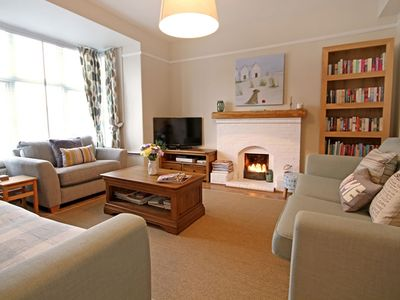 Photo for ISLWYN, pet friendly, with a garden in Rhosneigr, Ref 1008892