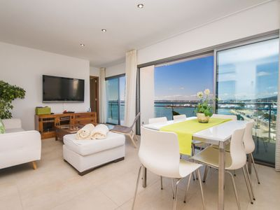 Photo for Apartment Paseo Maritimo in Port d'Alcúdia - 6 persons, 3 bedrooms