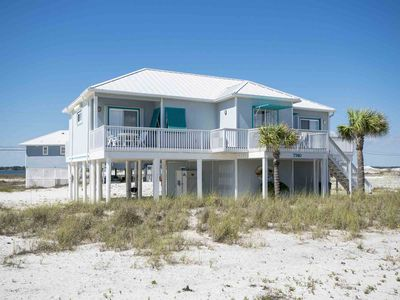 Photo for Spacious Beach Home in Navarre Beach ~ Steps to the Beach with Views of the Gulf Coast