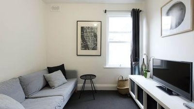 Photo for Heritage Home- bright, compact Sydney stay
