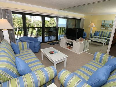 Photo for Gulf View, Two bedroom Condo - Sand Pointe 124