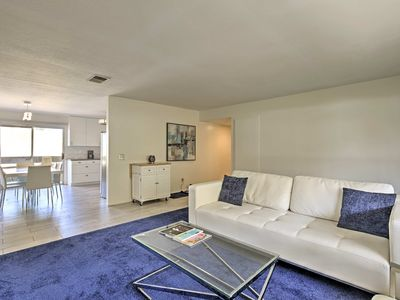 Photo for Remodeled Palm Springs Condo w/Splendid Mtn Views